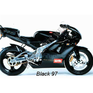 125 RS 1996 RS 125 (engine 122cc)